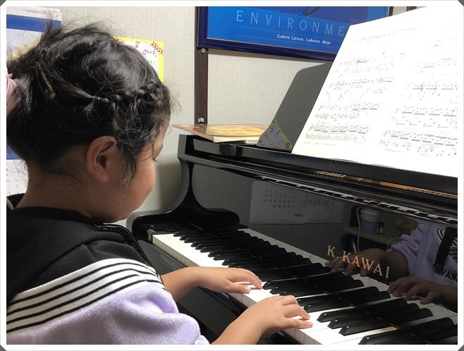 ピアノ初級コース
