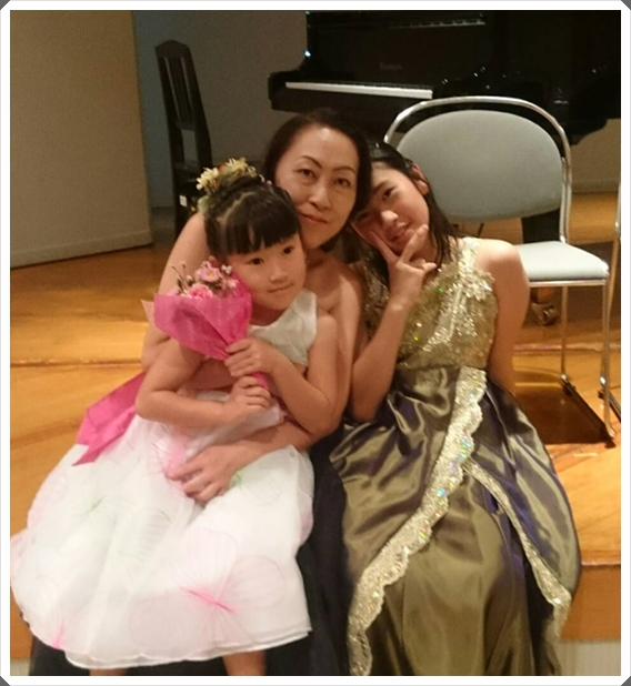 ピアノ講師高橋綾子