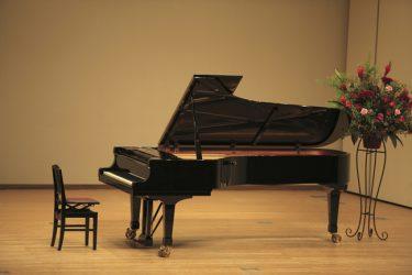 ピアノ発表会の様子