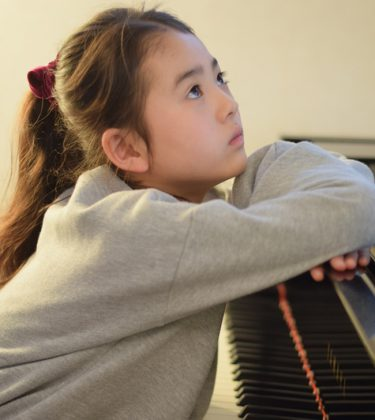 ピアノで感受性を育む