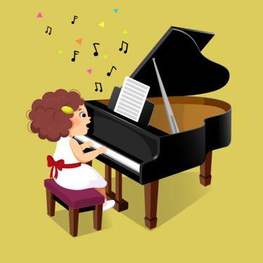 ピアノ教室子供レッスン|小山市美しが丘