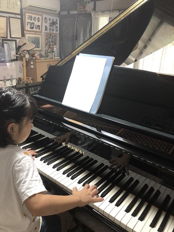 ピアノ教室 調律